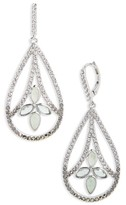 Judith Jack Women's Lakeside Crystal Drop Earrings