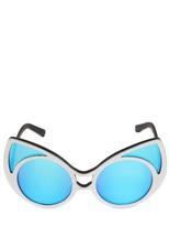 Cat Eye Big Cat-Eye Acetate Sunglasses