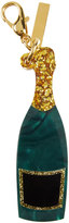 Edie Parker Champagne Bottle Bag Charm
