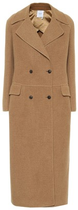 Agnona Camel trench coat