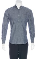 Patrik Ervell Chambray Button-Up Shirt
