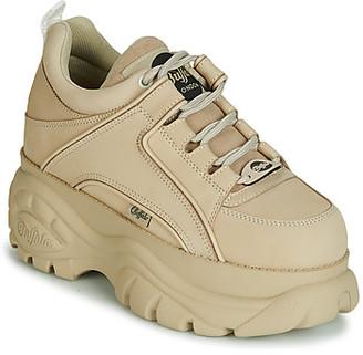 Buffalo David Bitton 1533046 women's Shoes (Trainers) in Beige