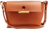 Sophie Hulme Pinch leather cross-body bag