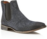 John Varvatos Collection Fleetwood Classic Chelsea Boots