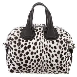 Givenchy Small Fur Nightingale Bag