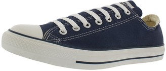Converse Unisex Chuck Taylor All Star Low Top Blue Sneakers - 4 D(M) US