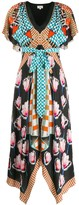 Temperley London printed dress
