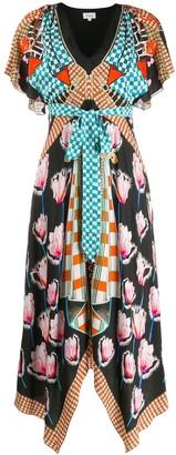 Temperley London printed dress