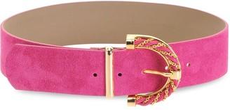 Pinko Adjustable Buckled Belt