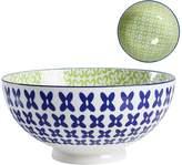 Torre & Tagus Kiri Pansy Porcelain Large Bowl