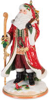 Fitz & Floyd Holiday Tidings Santa Figurine