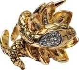Roberto Cavalli Serpent et Scorpion ring