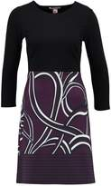 Anna Field Jersey dress dark purple