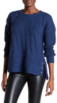 Zadig & Voltaire Kansas Long Sleeve Sweater