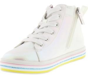 Jessica Simpson Little Girls High Top Sneaker