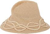 Albertus Swanepoel Women's Swerve Hat-NUDE