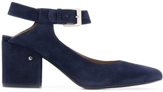 Laurence Dacade Ariane block heel pumps