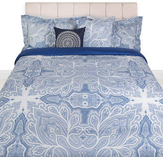 Etro Gatsby Bed Set - Blue - King
