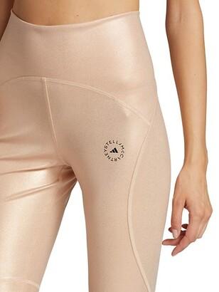 adidas by Stella McCartney Shiny Recycled Bike Shorts