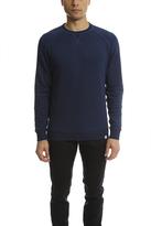 Norse Projects Tristan Light Indigo Sweatshirt