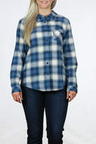 Pendleton Boyfriend Flannel Shirt