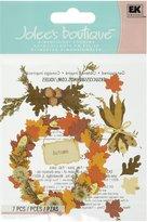 EK Success Jolee's Boutique Dimensional Stickers, Autumn