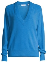Equipment Madeline Cashmere V-Neck Sweater