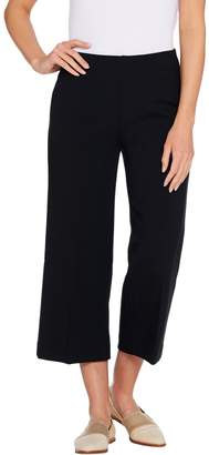 Kelly By Clinton Kelly Kelly by Clinton Kelly Regular Pull-On Ponte Culotte Pants