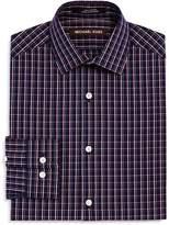 Michael Kors Boys' Plaid Dress Shirt
