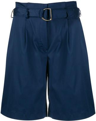 Barba Knee-Length Shorts