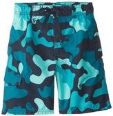 Kanu Surf Boys' Camo Swim Trunks (47) - 8153903