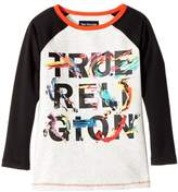 True Religion Painted Tee Shirt Girl's T Shirt