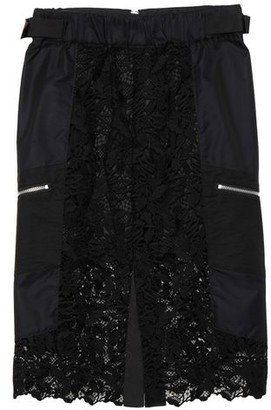 Sacai Knee length skirt