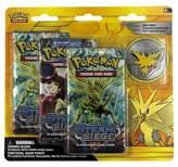 Pokemon 2016 3 Pk Pin Bl-Zapdos Collectible Trading Cards