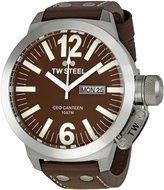 TW Steel Men's CE1010 CEO Dial Watch