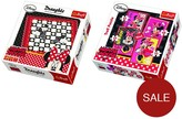 Minnie Draughts & 4-in-1