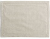 Hotel Collection Linen Modern Natural Placemat