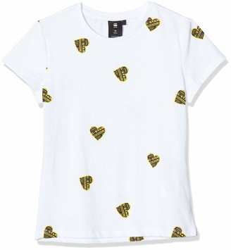 G Star G-Star girl TEE SHIRT SHORT SLEEVES