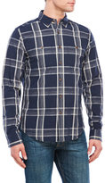Alex Mill Delaware Plaid Cotton Shirt