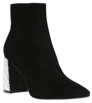 Betsey Johnson Gemma Evening Booties Women's Shoes