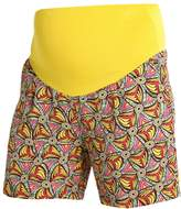 Queen Mum Shorts yellow