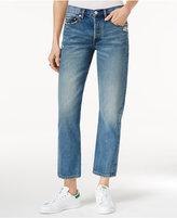 Free People Universal Sky Wash Boyfriend Jeans