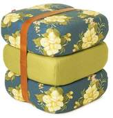 Fatboy Floor Cushions - Baboesjka Set Wild Roses Blue
