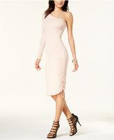 GUESS Deja One-Shoulder Dress