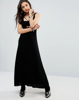 Free People Hypnotized Cut Out Harness Maxi Dress
