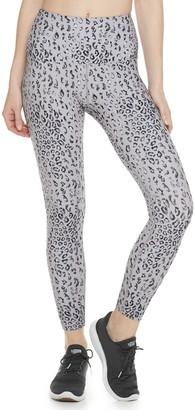 Lorna Jane Women's Wild Leopard Ankle Leggings