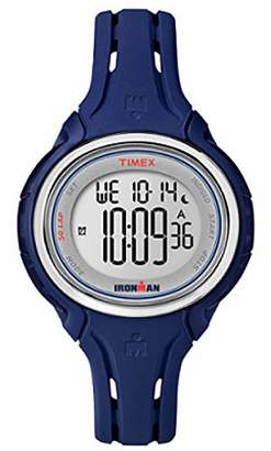 Timex Womens Digital Quartz Watch with Silicone Strap TW5K90500