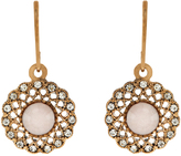 Accessorize Darcy Sparkle Short Drop Earrings
