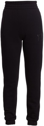 Alexander Wang Foundation Terry Slim-Fit Sweatpants