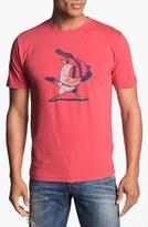Red Jacket Men's 'St. Louis Cardinals' Regular Fit Crewneck T-Shirt